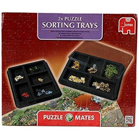 Puzzle Mates - Contenitori/organizer per pezzi puzzle