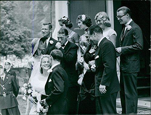 vintage-photo-of-wedding-of-steven-clark-rockefeller-1959