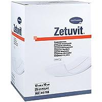 Zetuvit steril 10x10cm Saugkompressen, 25 St. preisvergleich bei billige-tabletten.eu