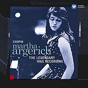 Martha Argerich: The Legendary 1965 Debut Recording
