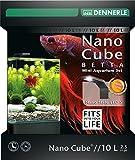 Dennerle Nano bettacube Stil Zubehör LED für Aquaristik 10L Größe S