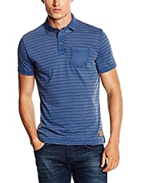 Tom Tailor with Contrast Pocket, Polo Homme