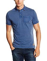 TOM TAILOR Herren Poloshirt Polo with Contrast Pocket
