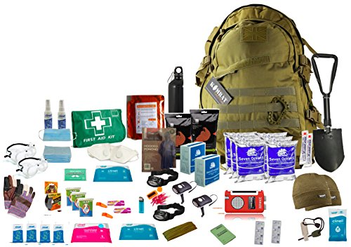 "Zwei Person, Notfall 72hr ""Bug Out Bag"""