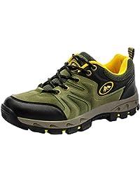 V-SOL Zapatos de Senderismo Deporte de Exterior para Unisex
