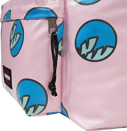Eastpak Padded Pakr Rucksack (Hot Waves) - 40 x 33 x 15cm Pink