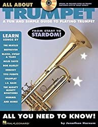 [(All about Trumpet: A Fun and Simple Guide to Playing Trumpet)] [Author: Jonathan Harnum] published on (April, 2008)