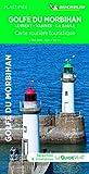 Carte routière touristique Golfe du Morbihan et sa région Michelin...