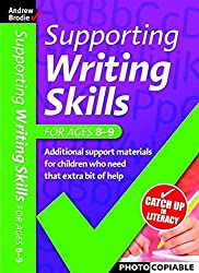 Supporting Writing Skills for Ages 8-9