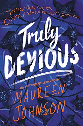 Truly Devious: A Mystery (Truly Devious 1) por Maureen Johnson