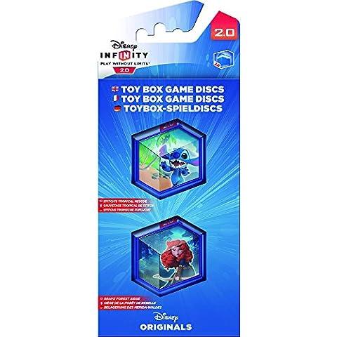Disney Infinity 2.0 - Toy Box Game Discs: Disney Pack