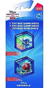 Disney Infinity 2.0 Disney Toy Box Game Discs (Xbox One
