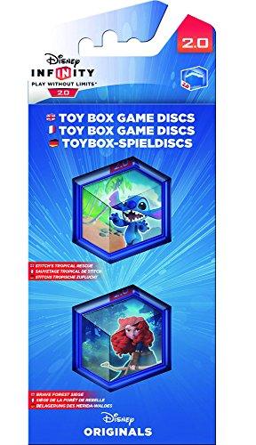 Disney Infinity 2.0 – Toy Box Game Discs: Disney Pack 51qqP84LJjL