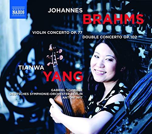 Brahms: Violinkonzert Op.77/Doppelkonzert Op.102