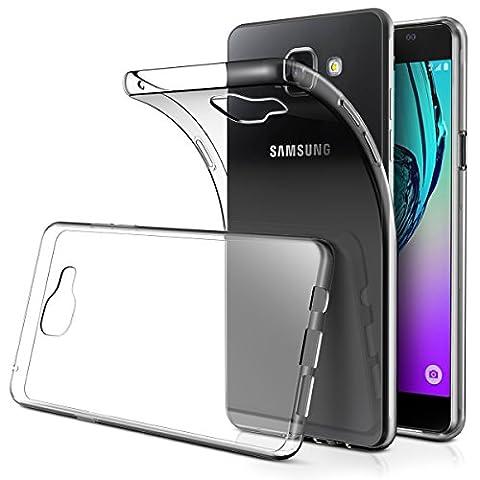 Coque Samsung Galaxy A3 2016, AICEK Etui Silicone Gel Samsung