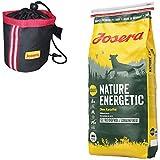 Josera 15 kg Nature Energetic Knuspie-Bag