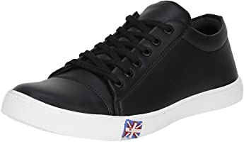 Kraasa Men's Synthetic Sneakers