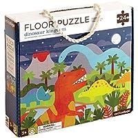 Petit Collage Dinosaur Kingdom Floor Puzzle_p