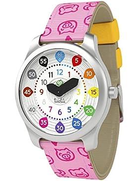 twistiti–Zeigt Kinder pädagogische Zahlen–Armband rosa