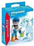 Playmobil - 5374 - Artiste + Sculpture de Glace