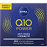 NIVEA Soin de nuit anti-rides Q10 Plus - 50 ml