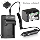 [Fully Decoded] Kastar BN-VG121 Battery (1-Pack) And Charger Kit For JVC Everio GZ-E Series GZ-EX Series GZ-HD Series GZ-HM3 Series And GZ-MG750 GZ-MS110 GZ-MS230 GZ-MS250 GZ-G3 GZ-GX1 GZ-GX8