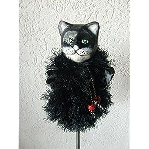 """Handpuppe Katze """"Kitty"""""""