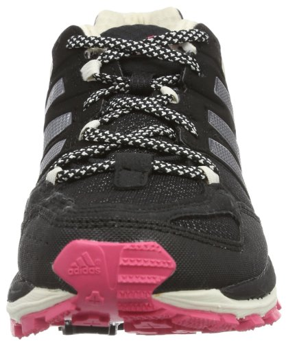 adidas Supernova Riot 5, Scarpe da corsa donna Nero (Schwarz (Black 1/Metallic Silver/Bahia Pink S14))