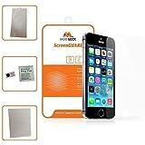 Film Protecteur d'Écran en Verre Trempé Ultrafin pour Apple iPhone SE / 5 / 5S / 5C (Pack de 1) - de Mobi Lock
