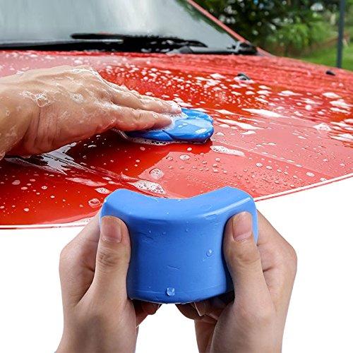 1pcs Blue Wash Mud-Car Clay Bar Magic Detailing