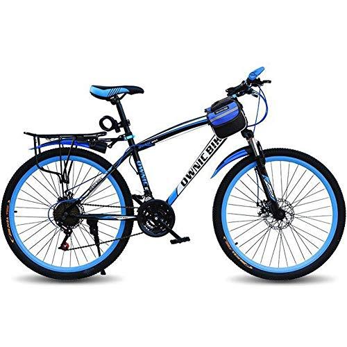 LZGBH Bicicleta De Montaña Frenos De Doble Disco