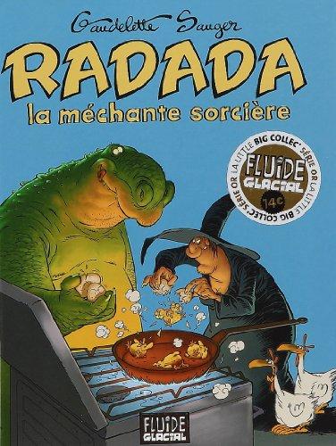 Radada, la méchante sorcière, Intégrale (Petit format) Série Or