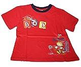 # 675 Bob der Baumeister T-Shirt 92 98 104 110 116 122 Shirt Kurz Jungen Sommer Neu (92/98)