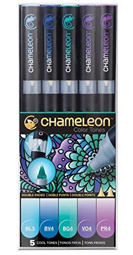 Chameleon Marker Set Deluxe mit 22 Stiften