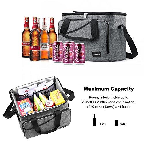 Zoom IMG-2 canway borsa termica frigo per