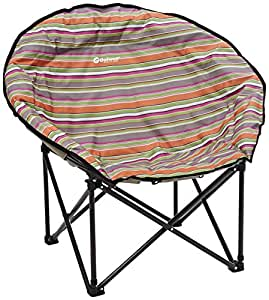 Outwell Trelew Summer Camping Chair - Multi-Colour: Amazon ...