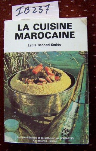Cuisine Marocaine (la) / Poche