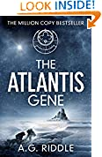 #10: The Atlantis Gene (The Origin Mystery Book 1)