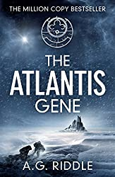 The Atlantis Gene (The Origin Mystery Book 1)