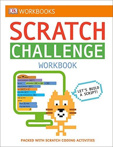 DK Workbooks: Scratch Challenge Workbook por Dk
