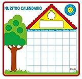 HenBea - Calendario magnético (759)