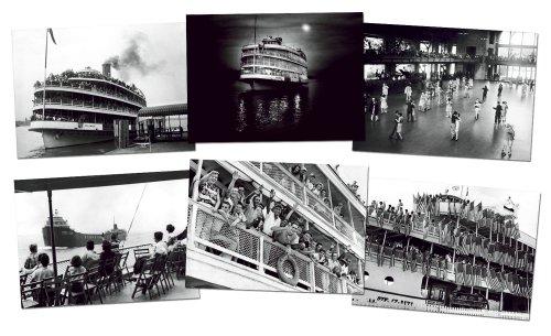 Avanti Historic Detroit Note Karte Collection, bob-lo Favoriten, Katzentoilette (32517)