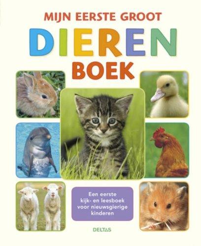 Mijn eerste groot dierenboek: Een eerste kijk- en leesboek voor nieuwsgierige kinderen par Shu-Jing Wang
