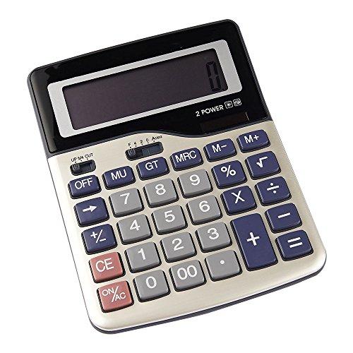 MLL Business-Büro Buick Solar Battery Calculator Finanz Kleine Rechneranpassung,Detail,A