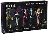 NJ Croce DC 3955 The New Batman Adventures Girls Night Out Box Set Biegbare Figur, Mehrfarbig, 20,3 cm