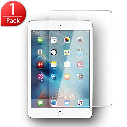 SLEO Pellicola Vetro Temperato iPad Mini 4, Pellicola Protettiva Ultra Resistente [Anti-riflesso] Pellicola Protettiva di 9H Durezza Protezione Schermo per iPad Mini 4