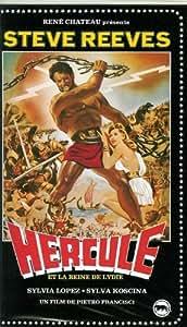 Hercule Et La Reine De Lydie un film de De Pietro Francisci avec steve reeves - sylvia lopez - sylva koscina