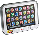 Fisher Price Laugh and Learn Smart Stages Tablet, Gray