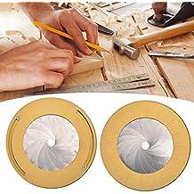 Herramienta De Dibujo De Círculo, Aleación De Aluminio Círculos Herramienta De Dibujo Herramienta Geométrica Profesional Papelería De Dibujo Creativo Diámetro Ajustable Plantilla De Dibujo Circular
