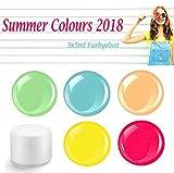 HAPPY SUMMER SEASON Farbgelset 5 x 5 ml